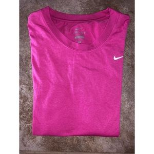 Nike athletic DriFit TShirt